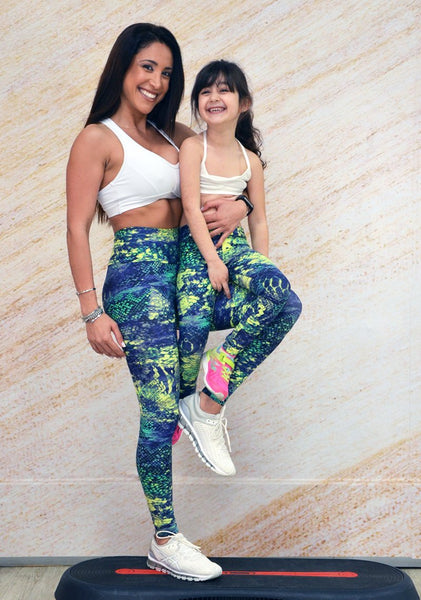 RIO GYM Mini-me Libi Legging yoga wear for women