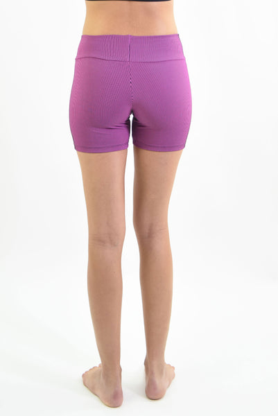 RIO GYM Cotele  Shorts - Pink yoga wear for women