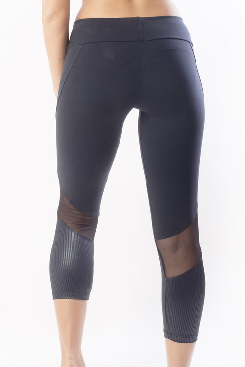 RIO GYM Mila Capri yoga wear for women