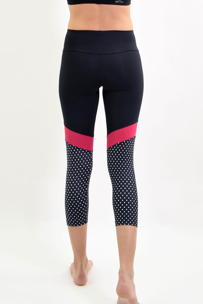 RIO GYM Bruna Capri yoga wear for women