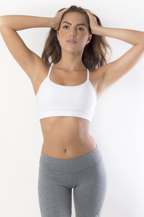 sports bra with removable cups