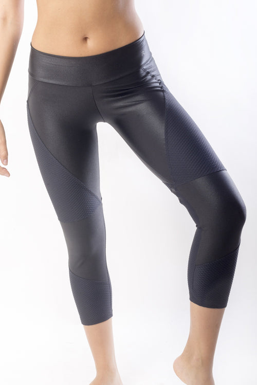 RIO GYM Biker Capri yoga wear for women