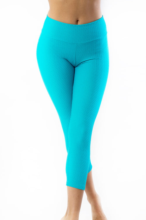 RIO GYM Vime Jade Capri yoga wear for women