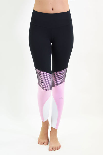 RIO GYM Otavia Legging -Rose yoga wear for women
