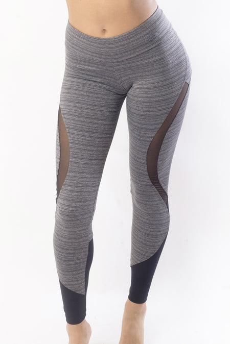 Grey Oregon Legging