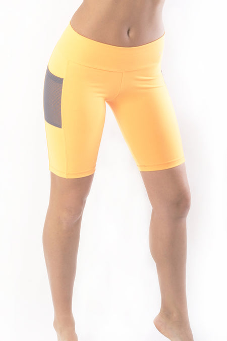 Freedom Shorts - Yellow