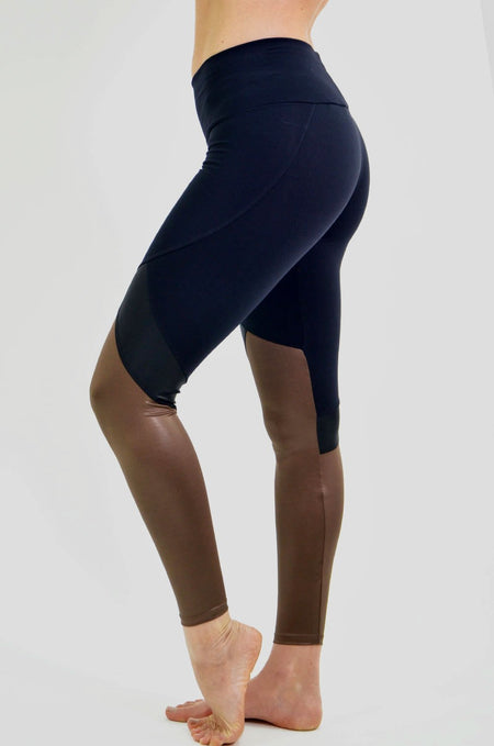 Mystic Blue Legging