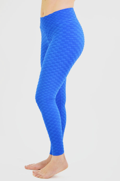 RIO GYM Ana Ruga Royal Legging yoga wear for women