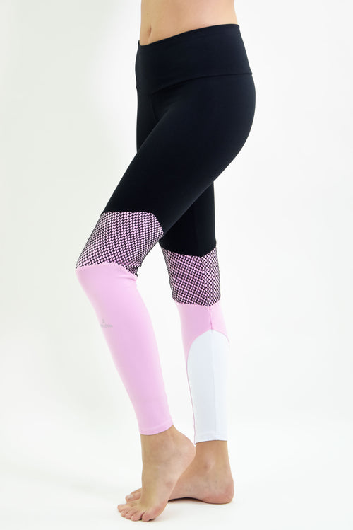 Otavia Legging -Rose