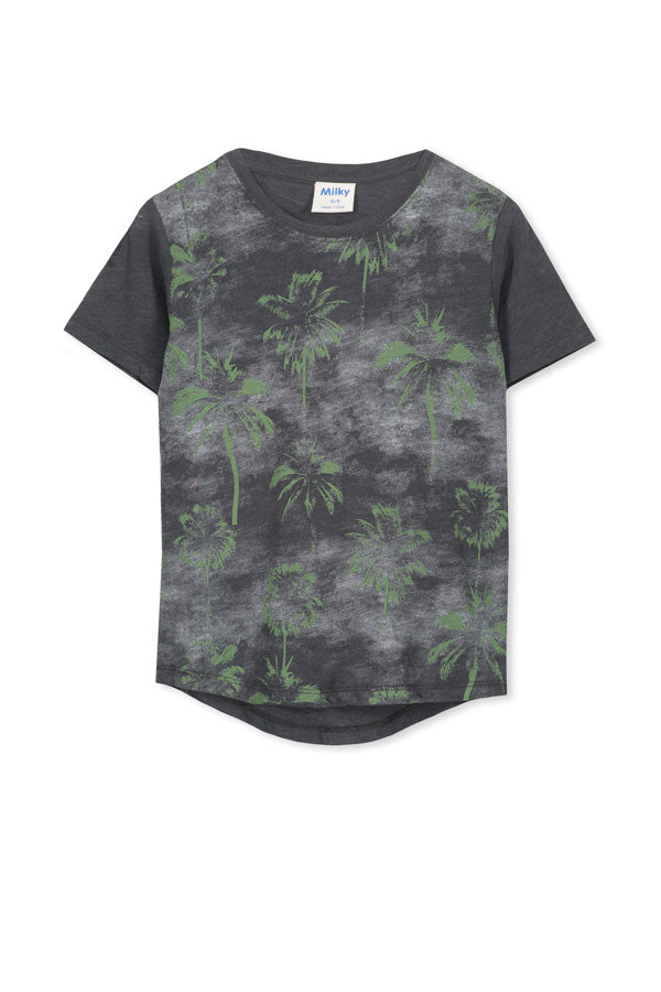 Milky | Milky Palms Tee | Surfcoast Kids Torquay VIC