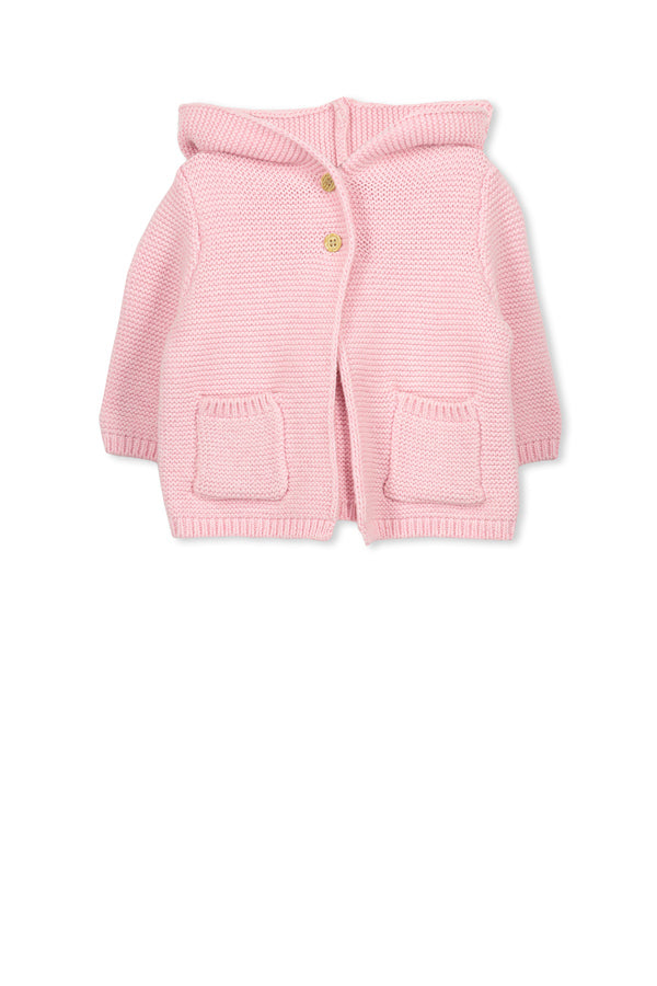 Milky Baby Knit Jacket