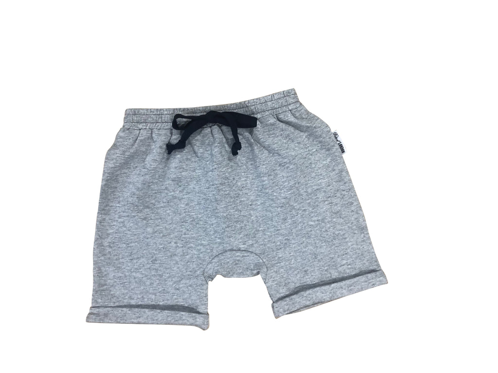 Duke Of London Grey Shorts