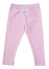 Vuvu Kids | Vuvu Kids Star Patch pink legging | Surfcoast Kids Torquay VIC