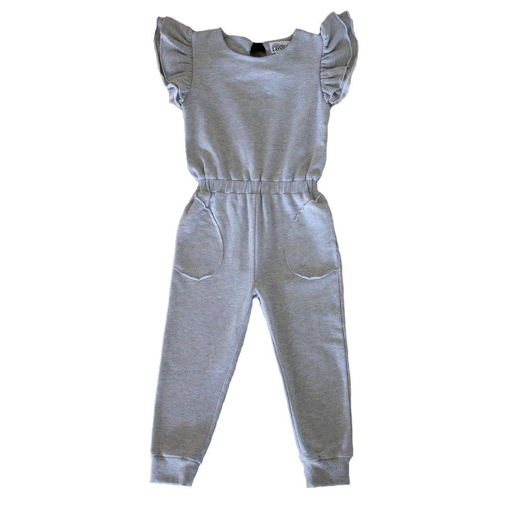 Duke of London Grey Romper