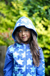 Vuvu Kids | Vuvu Kids STAR Blue Hoodie | Surfcoast Kids Torquay VIC