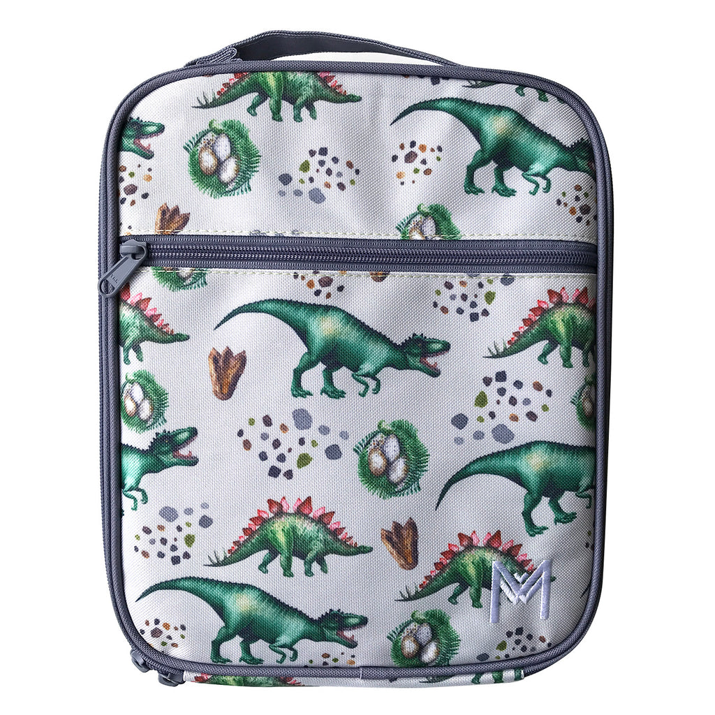 Montii Co | MontiiCo Insulated Lunch Bag - Dinosaur | Surfcoast Kids Torquay VIC