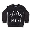 Minti- Hey Ghost Crew Black Wash