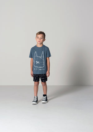 Minti | Stick Shorts Black | Surfcoast Kids Torquay VIC
