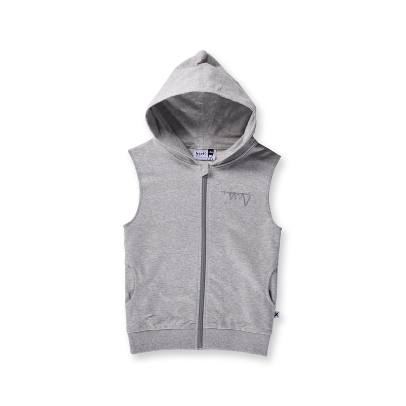 Minti | Minti SKILLS SLEEVELESS ZIP UP | Surfcoast Kids Torquay VIC