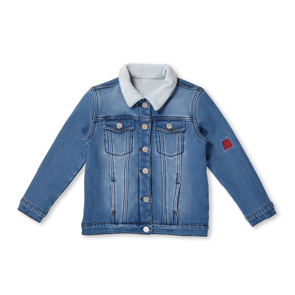 MINTI- DUX DENIM JACKET