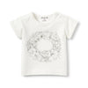 Wilson and Frenchy | WREATH ROLLED CUFF TEE | Surfcoast Kids Torquay VIC