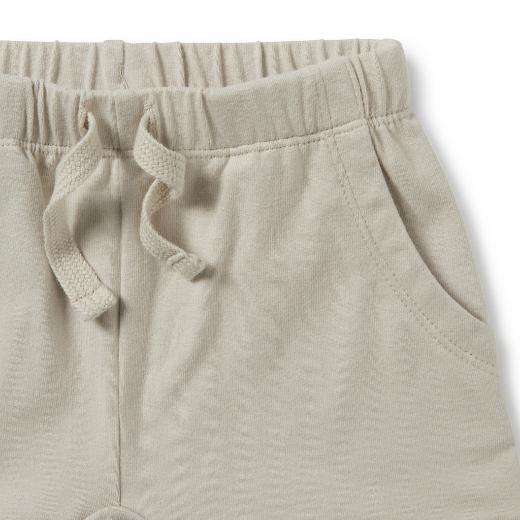 Wilson and Frenchy | POWDER STONE SLOUCH POCKET SHORTS | Surfcoast Kids Torquay VIC