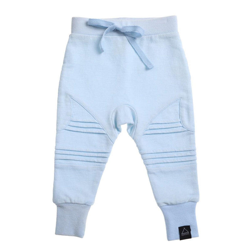 Sunday Soldiers | Pale Blue Surf Trackies | Surfcoast Kids Torquay VIC
