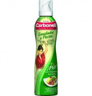 ACEITE CARBONELL ENSALADAS SPRAY 200M