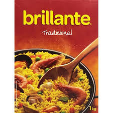 ARROZ BRILLANTE EXTRA LARGO 500 g.
