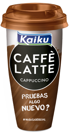 CAFE LATTE CAPPUCCINO KAIKU 230 ML