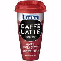 CAFE LATTE EXPRESSO KAIKU 230 ML
