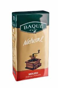 CAFE NATURAL MOLIDO BAQUE 250 GR