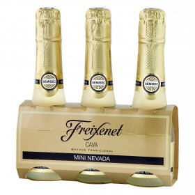 CAVA SEMI MINI NEVADA FREIXENET 200 ML P3