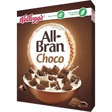 CEREALES ALL BRAN CHOCOLATE KELLOGGS 375 G.
