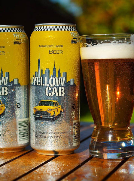 CERVEZA YELLOW CAB 500 ML