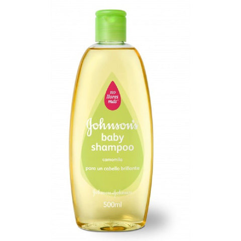 CHAMPU CAMOMILA JOHNSON 500 ML