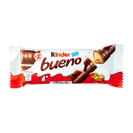 CHOCOLATE KINDER BUENO 43 g.
