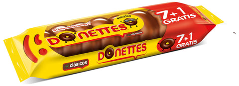 DONETTES CLASICOS 7+1