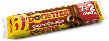 DONETTES CLASICOS 7+2
