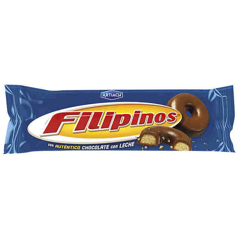 GALLETAS CHOCO CON LECHE FILIPINOS