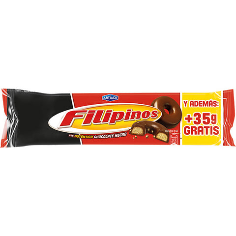GALLETAS CHOCO NEGRO FILIPINOS 100 G