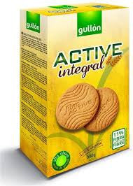 GALLETAS DE FIBRA ACTIVE INTEGRAL GUILLON 560 G.