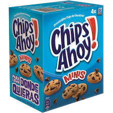 GALLETAS MINI CHIPS AHOY 160 g