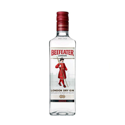 GINEBRA BEEFEATER 70 CL+TONICA 1L