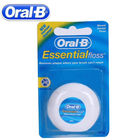 HILO INTERDENTAL MENTA ORAL-B