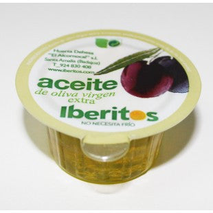 IBERITOS ACEITE OLIVA VIRGEN EXTRA 18 ML