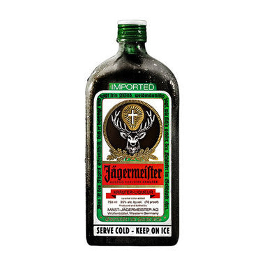 LICOR JAGERMEISTER 70 CL