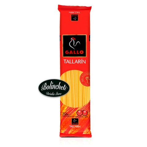 PASTAS TALLARINES GALLO 250 G