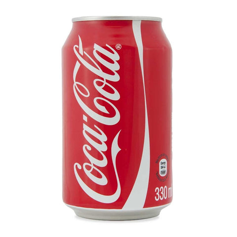 REFRESCO COCA COLA 33 LATA 33 CL