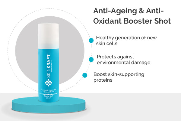 Anti-Aging & Antioxidant Booster Shot